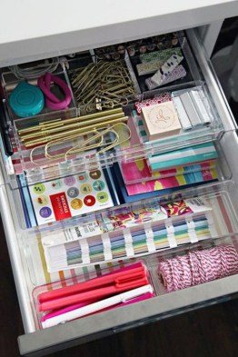 Diy Awesome Home Office Organizing Ideas27