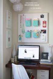 Diy Awesome Home Office Organizing Ideas30