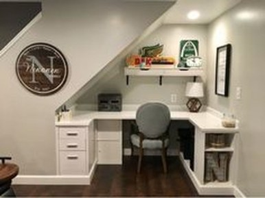 Diy Awesome Home Office Organizing Ideas37