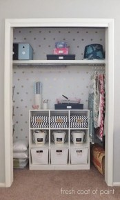 Diy Awesome Home Office Organizing Ideas40