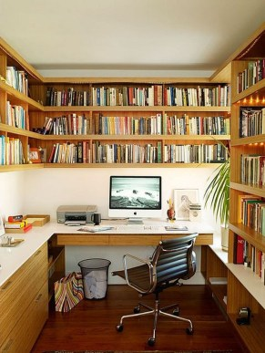 Diy Awesome Home Office Organizing Ideas44