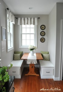 Diy Dining Nooks And Banquettes28