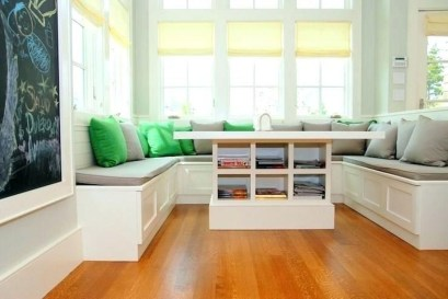 Diy Dining Nooks And Banquettes43