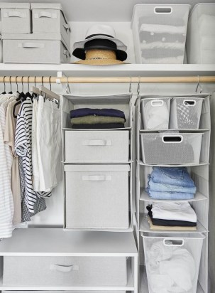 Diy Fabulous Closet Organizing Ideas Projects06