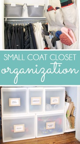 Diy Fabulous Closet Organizing Ideas Projects15
