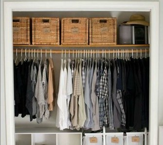 Diy Fabulous Closet Organizing Ideas Projects19