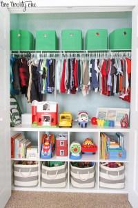 Diy Fabulous Closet Organizing Ideas Projects23