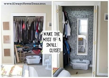 Diy Fabulous Closet Organizing Ideas Projects43