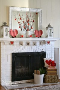 Exciting Diy Valentines Day Decorations23