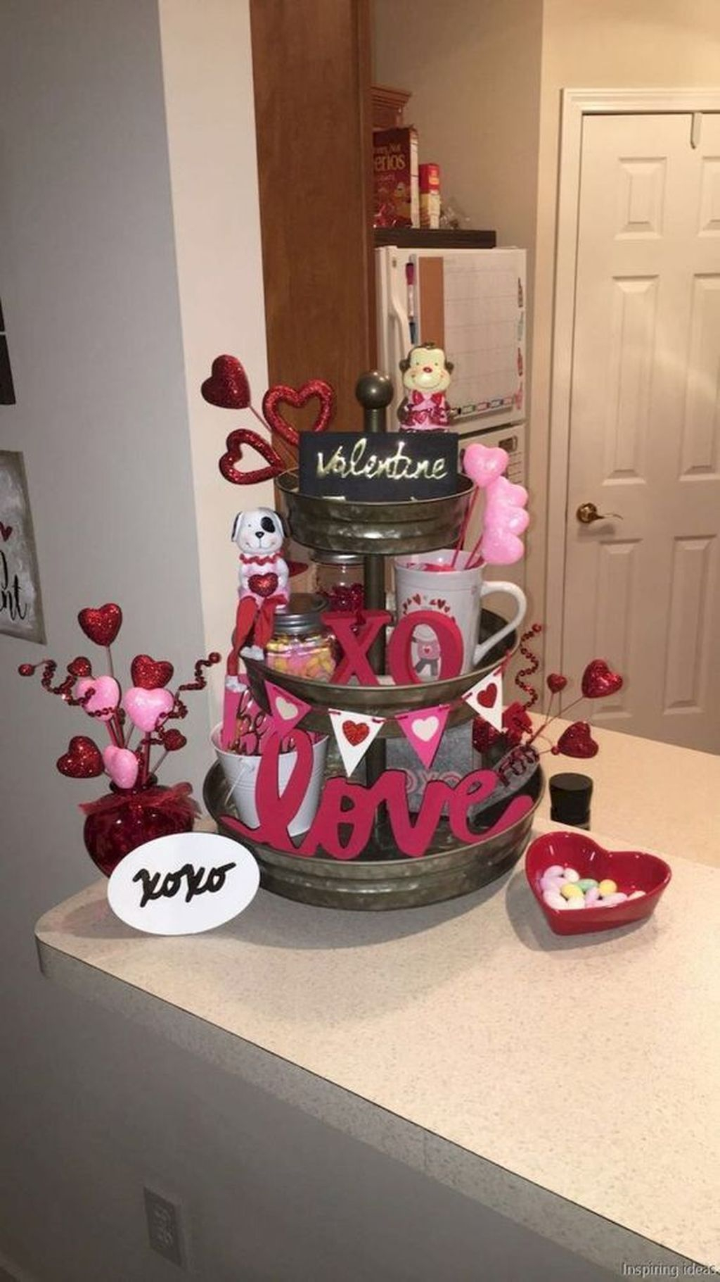 Exciting Diy Valentines Day Decorations35