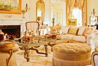 Extraordinary French Country Living Room Decor Ideas28