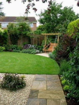 Gorgeous Small Backyard Landscaping Ideas17