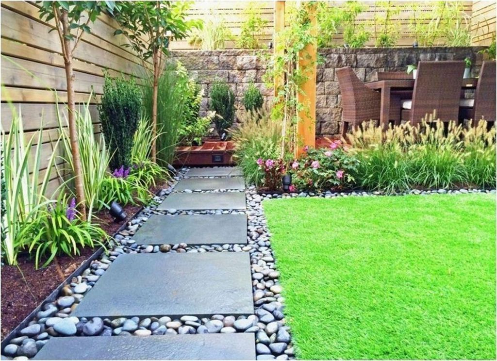 46 Gorgeous Small Backyard Landscaping Ideas Homishome