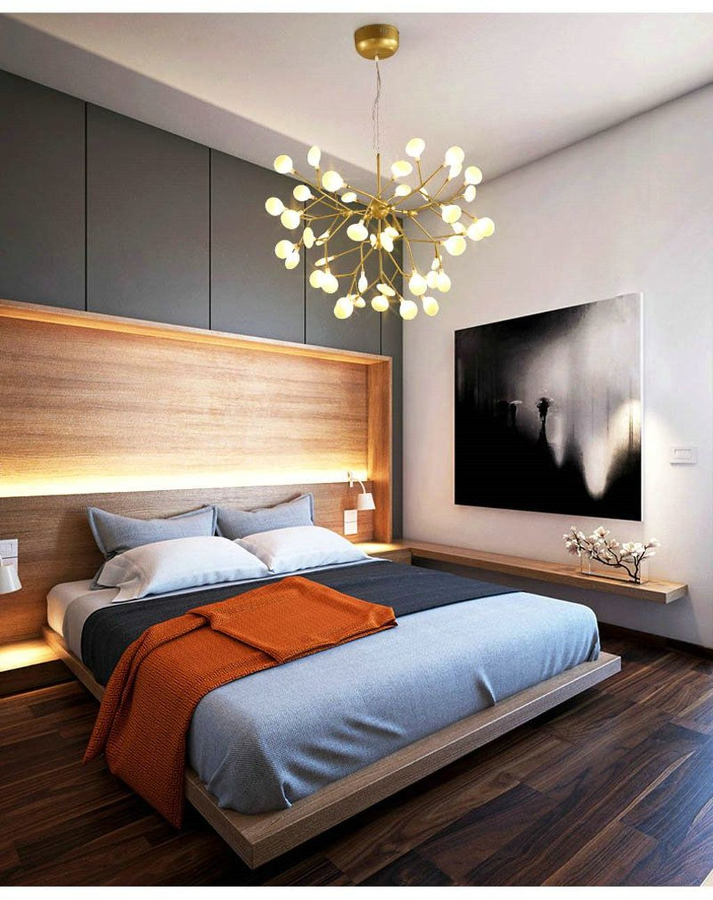 Gorgeous Small Master Bedroom Designs12