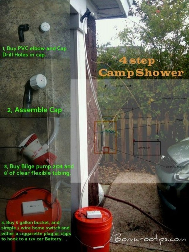 Interesting And Creative Equipment For Camping36