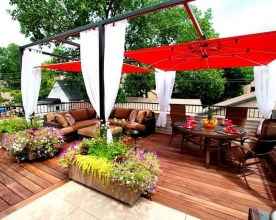 Roof Terrace Decorating Ideas That You Should Try20