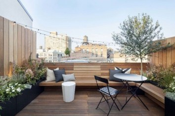 Roof Terrace Decorating Ideas That You Should Try26