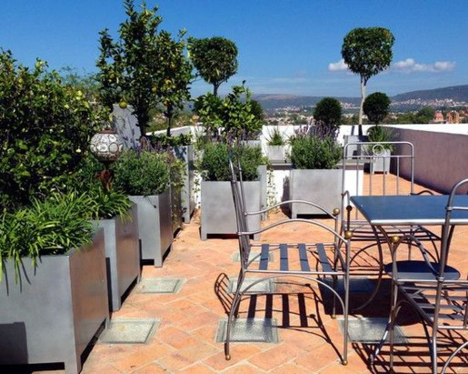 Roof Terrace Decorating Ideas That You Should Try39