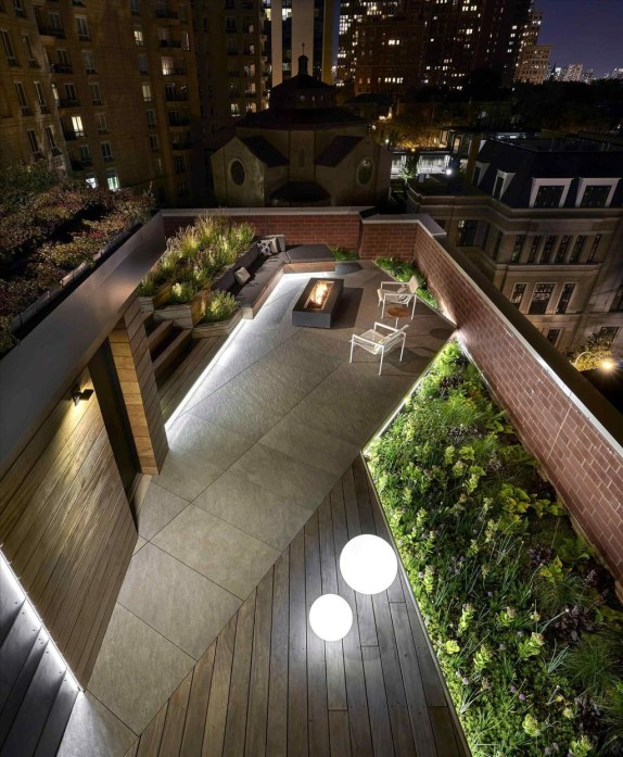 Roof Terrace Decorating Ideas That You Should Try45