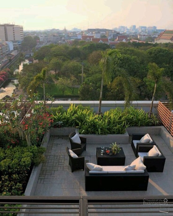 Roof Terrace Decorating Ideas That You Should Try46