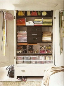 The Best Small Wardrobe Ideas For Your Apartment01