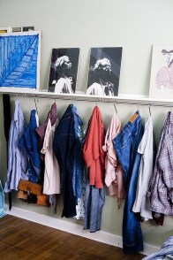 The Best Small Wardrobe Ideas For Your Apartment02