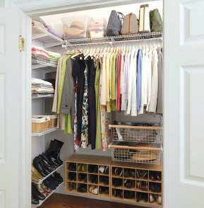 The Best Small Wardrobe Ideas For Your Apartment03