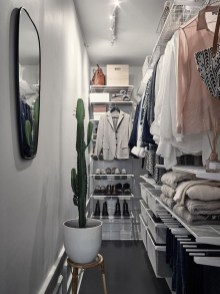 The Best Small Wardrobe Ideas For Your Apartment05