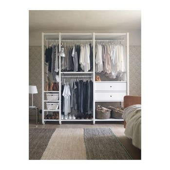 The Best Small Wardrobe Ideas For Your Apartment25
