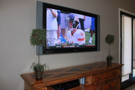 Top Fantastic Way To Hide Your Tv Diy Projects06