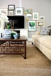 Top Fantastic Way To Hide Your Tv Diy Projects08