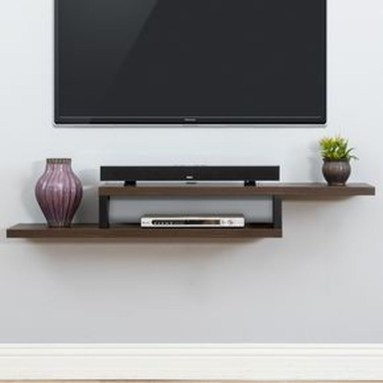 Top Fantastic Way To Hide Your Tv Diy Projects38