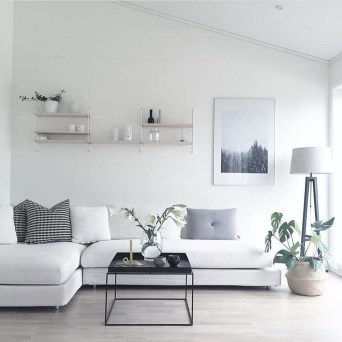 Amazing Minimalist Living Room16