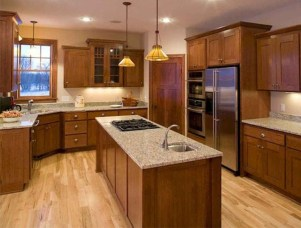 Amazing Wooden Kitchen Ideas14