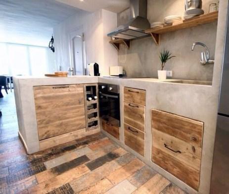 Amazing Wooden Kitchen Ideas16