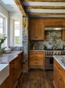 Amazing Wooden Kitchen Ideas21