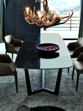 Awesome Granite Table For Dinning Room01