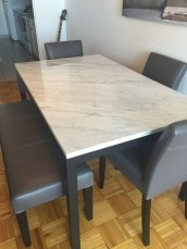 Awesome Granite Table For Dinning Room03