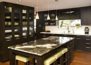 Awesome Granite Table For Dinning Room11