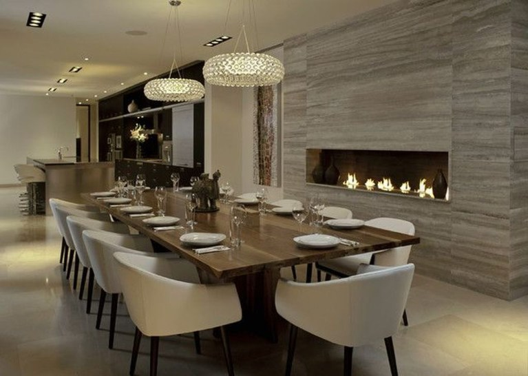 Awesome Granite Table For Dinning Room18