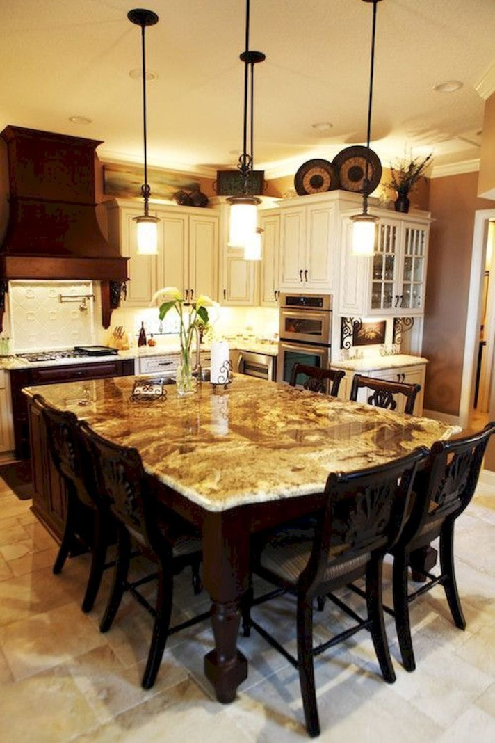Awesome Granite Table For Dinning Room20