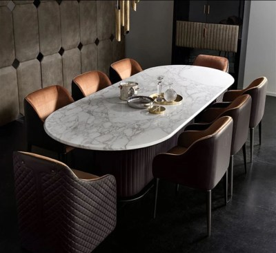 Awesome Granite Table For Dinning Room25