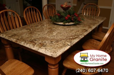 Awesome Granite Table For Dinning Room26