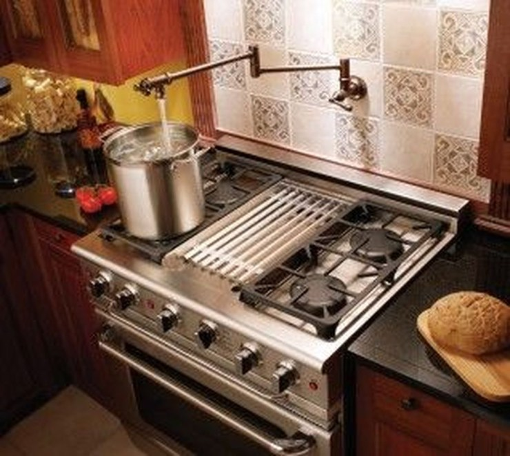 Best Double Kitchen Design Ideas For Cooking Easier05
