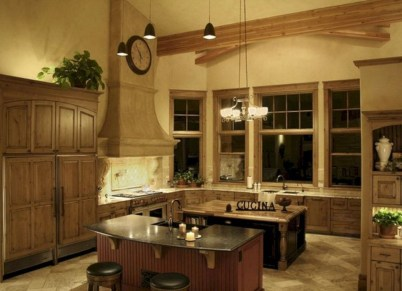 Best Double Kitchen Design Ideas For Cooking Easier10