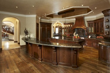 Best Double Kitchen Design Ideas For Cooking Easier12