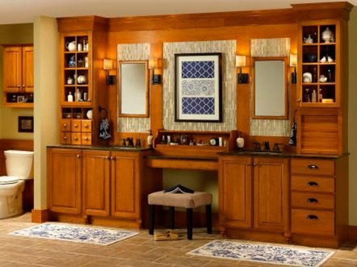 Best Double Kitchen Design Ideas For Cooking Easier16