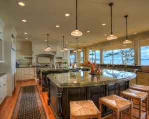 Best Double Kitchen Design Ideas For Cooking Easier41