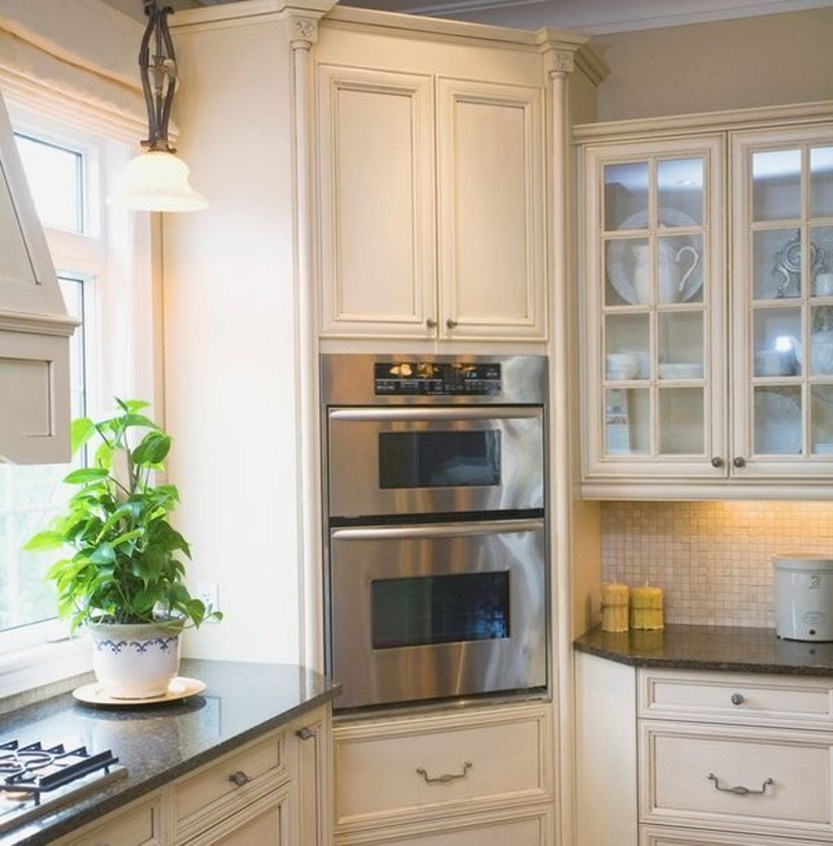Best Double Kitchen Design Ideas For Cooking Easier44