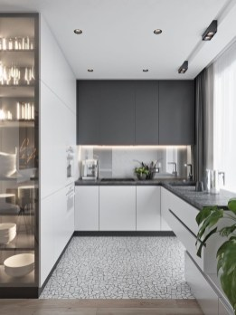 Good Minimalist Kitchen Designs16
